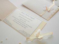 Partecipazioni tema farfalle: inviti di nozze, per comunione, cresima, battesimo o nascite