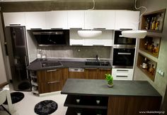 apartment @ Komotini // Φωτογραφία no:18 Kitchen Island, Kitchen Cabinets, Home Decor, Kitchen, Island Kitchen, Decoration Home, Room Decor, Kitchen Base Cabinets, Dressers