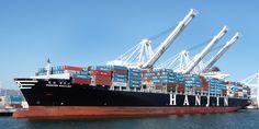 Crisis naviera mundial por quiebra de empresa China de barcos @alvarodabril