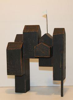 Hameau urbane by Didier Gardan