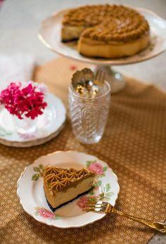 Cheesecake de doce de leite com Oreo – O Chef e a Chata