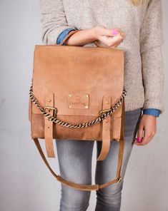 Frankie Fierce Bag - I would love this as a laptop business fashionsavvy casr