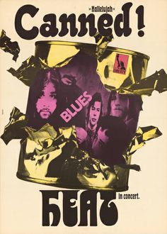 """""""Boogie with Canned Heat"""" is the second album by 'Canned Heat', released in 1968. Unlike their debut, it features mostly original material. It included the top 10 hit """"On the Road Again,"""" one of their best known songs."""