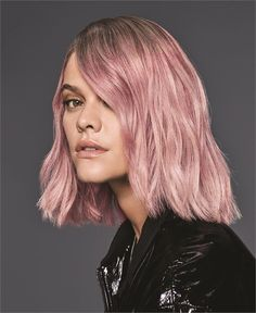 Pastel Pink: Soft Pink Formula from Redken - Hair Color - Modern Salon