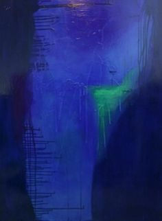 Evening - No 3. by Andrew O'Brien  Oil on Board, 2012 1200 x 900 Black oak Frame