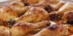 Spicy Roasted Chicken Legs ~ recipe courtesy of The Pioneer Woman