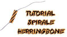 TUTORIAL  SPIRALE HERRINGBONE BASE