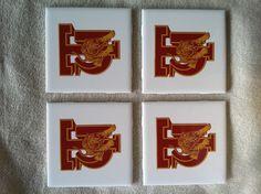 Tuskegee Univ. - Tile Coasters