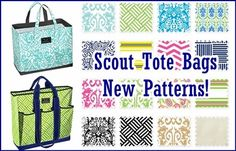 the newest patterns - so fun!