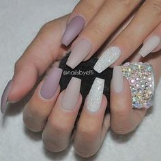 Trend of art on nails has caught the craze among most women and young girls. #Nails #Designs