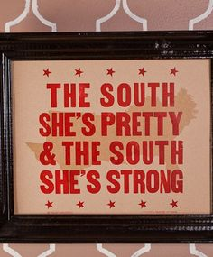 she's pretty & she's strong