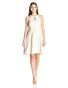 """Product review for London Times Women's Petite Flower Jacquard Fit and Flare Halter with Beaded Neck.  - London Times flower jacquard fit and flare halter with beaded neck       Famous Words of Inspiration...""""Never let life's hardships disturb you ... no one can avoid problems, not even saints or sages.""""   Nichiren Daishonen — Click here for..."""