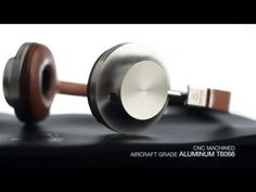 Aedle Story and Introduction High End Headphones, Cufflinks, Accessories
