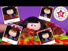 Dummies Pool with Birria! #kids #games #gummies #gummy #distroller #doll