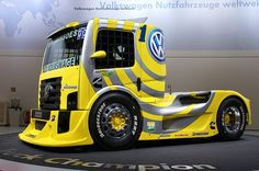 VW Race Truck Could be pretty fun to drive