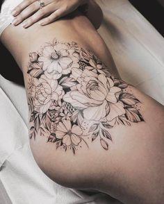 Floral Hip