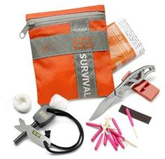 Bear Grylls Survival Series Basic Kit
