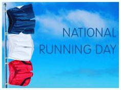 National Running Day June 1, 2016