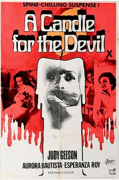 A CANDLE FOR THE DEVIL aka IT HAPPENED AT NIGHTMARE INN 1973