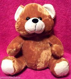 Remote Control Farting Stuffed Teddy Bear Brown Soft Furry Funny GAG Gift Plush   eBay FREE U.S. SHIPPING!!!