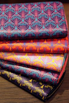 The Liberty London zip-around wallets come in a variety of colourways. Which one's your favourite?  Shop the Liberty London collection here: http://www.liberty.co.uk/fcp/categorylist/dept/liberty-london-accessories