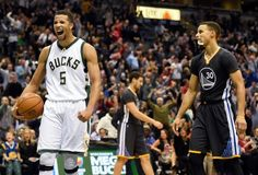 Golden State Warriors vs. Milwaukee Bucks - 12/18/15 NBA Pick, Odds, and Prediction