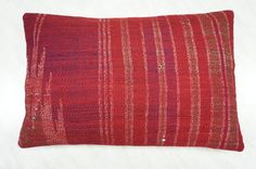 Turkish Kilim Pillow Cover Pillow Cover Decorative by TurkishKilim