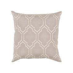 Decor 140 Monticello Throw Pillow, Grey