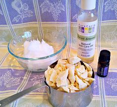 Make Your Own Moisturizing Body Butter ~~ One Good Thing by Jillee