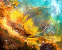 Digitális festmény Carol Kavalaris. Vita a LiveInternet - Orosz Service Online naplója