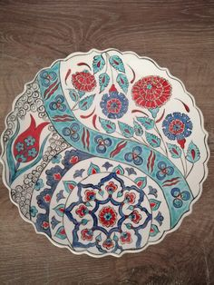 Plate Art, Tiles, Plates, Rugs, Antiques, Home Decor, Hand Painted Pottery, Cooking, Fabric Painting