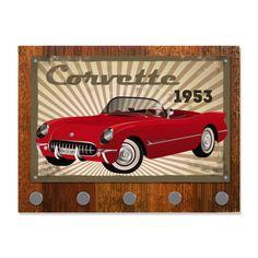 Porta - Chaves Corvette