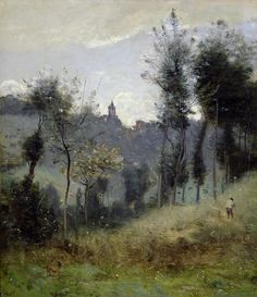 Jean Baptiste Camille Corot by hauk sven, via Flickr
