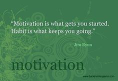 motivation/habit