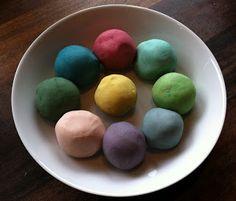 hobbyamok: billig, hjemmelavet modellervoks - helt naturligt