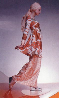 Bill Gibb: Fashion, History | The Red List 1970