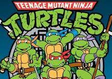 Teenage Mutant Ninja Turtles 80's cartoon