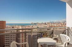 Habitación con vistas al mar - Hotel RH Princesa Benidorm