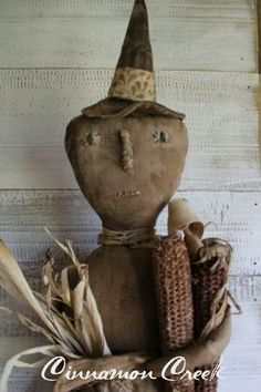 Ccreek Samhain Halloween, Halloween Items, Spooky Halloween, Halloween Crafts, Happy Halloween, Primitive Pumpkin, Primitive Crafts, Primitive Autumn, Primitive Patterns