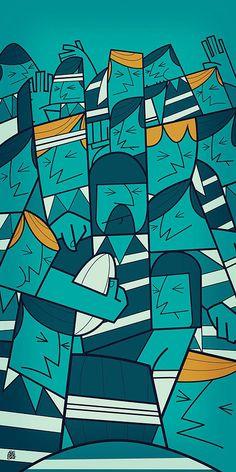 Triathlon by Ale Giorgini