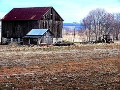 Newburg, PA - 2005.  High contrast color.