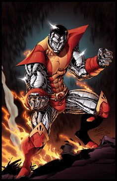 Colossus by Furlani on DeviantArt