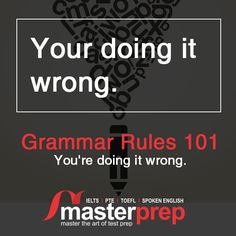 Let us help you master English Grammar with our comprehensive #English_Training program. We also offer exclusive classes for #IELTS, #TOEFL and #PTEAcademic students. Take the help of expert faculty of #MasterPrep to improve your English and avoid silly mistakes in English-speaking and writing. #Best_English_Training Institute now in Chandigarh, Ludhiana and Hoshiarpur www.masterprep.in
