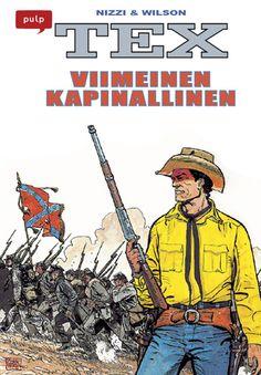 PULP-pokkari: Tex - Viimeinen kapinallinen