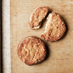 "Peanut Butter Sandwich Cookies, aka ""The Nora Ephron"""