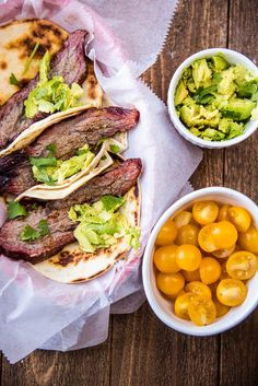 Why be boring when you can have Smoked Brisket Tacos instead?! The ultimate taco for the next Food Truck Friday post in my summer series!