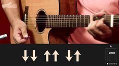 Como Uma Onda - Lulu Santos (aula de violão simplificada)