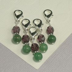 stitch marker - could totally do this!