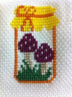 Tiny Cross Stitch, Cross Stitch For Kids, Cross Stitch Kitchen, Crewel Embroidery, Cross Stitch Embroidery, Embroidery Patterns, Cross Stitch Patterns, Blush Wedding Centerpieces, Boat Crafts