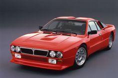 Lancia 037.